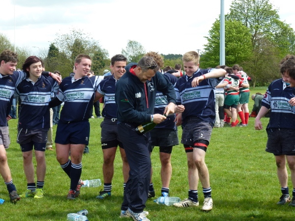 U17s WIN THE CUP - U15s TRIUMPH IN THRILLER image