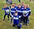 Dunfermline reach semis at Stirling County Touch Rugby Festival