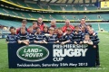 TWICKENHAM for SRFC U11's - Land Rover County Champions 2013 still