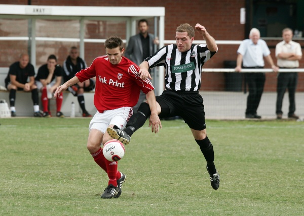 It's Grisley for Badgers as they exit FA Cup... image