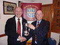 Winlaton Awarded Whistler's Trophy from Durham Referees