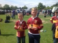 Under 9s Presentation Day still