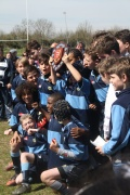 Eton Manor U13's Essex Cup Winners still