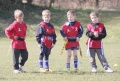 Under 6's training April 2013