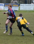 Newbridge U15's v Beddau U15's 03-03-13 still