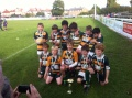 Barnes U9's on fire at Ealing festival  image