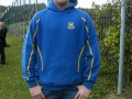Blue/Gold Hoody