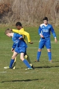 Goddy U14 vs Fulbourn still