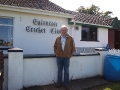 Chairman's visit to Eglington CC County Derry Northern Ireland still