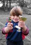 28th Oct 2012 ~ Under 7's ~ Oliver Humphery
