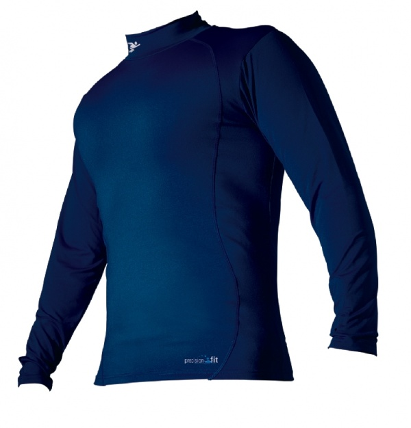 Image: Precision Training Baselayer L/S Turtle Neck Top