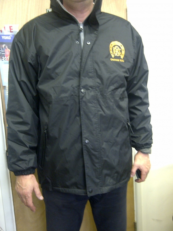 Image: Junior Reversible Stormstuff Jacket (R160J) with Embroidered Logo