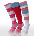 Wacky Sox - 3 Pack - Original Pinks - Sale!