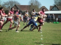 3rd XV v Amersham and Chiltern 20.04.13