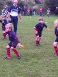 Devonport Services vs Kingsbridge U7's still