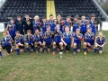 Truro U13's lift the Cup 