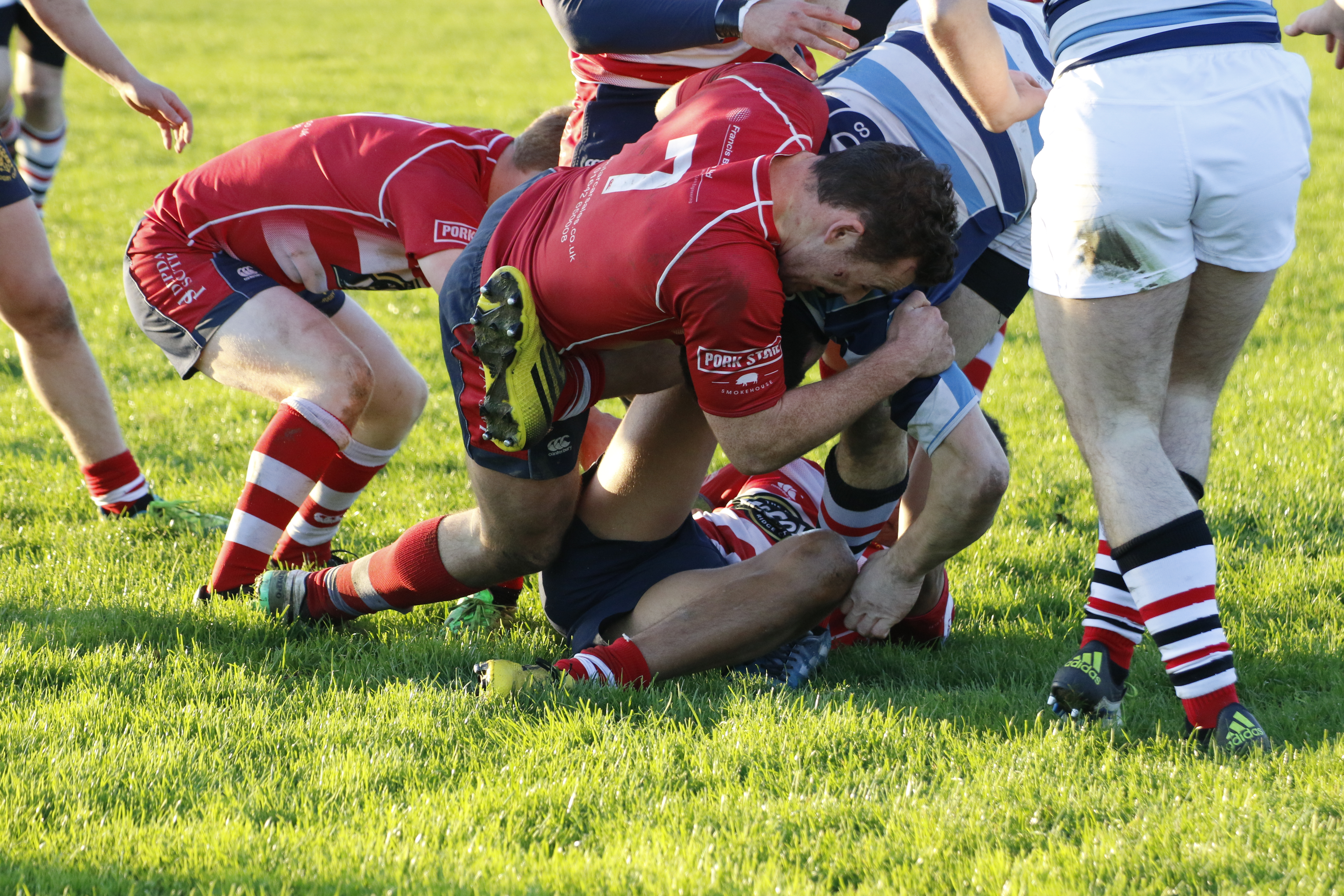 11 Nov 1sts Host Durham City 2 15 News Stockton Rugby Club
