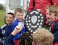Leek U10s are Staffordshire Champions. still