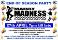 End of Season Madness