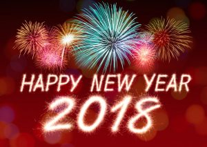 best wishes for 2018 from all at prestwich heys