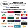 Easy Fundraising for Dunvant RFC Fundraising - Easy Fundraising for Dunvant RFC