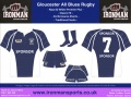 IRONMAN SPORTSWEAR - ALL BLUES KIT 2013-14 still