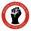 Keep the Faith badge