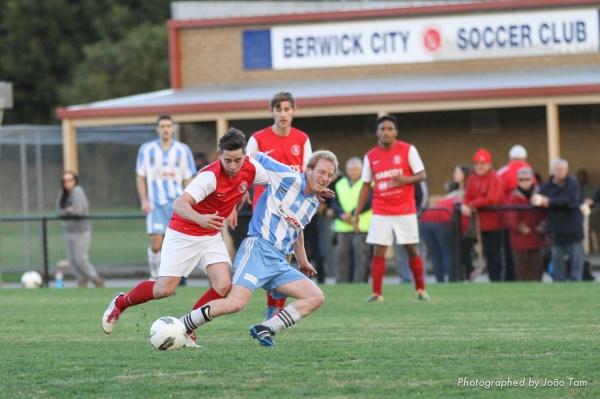 Berwick soccer