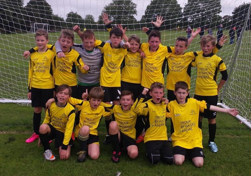 oakley junior football club