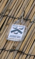 Grimsby Borough Keyrings