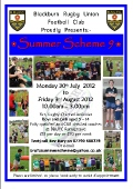 Summer Rugby Camp 2012 image