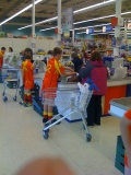 Tesco Bag Pack still