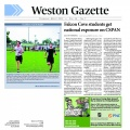 Weston Rugby in the News still
