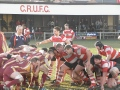 Cleckheaton v Middlesborough still
