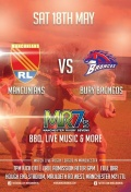 PREVIEW: Mancunians RL v Bury Broncos