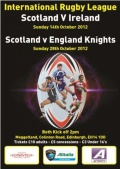 Scotland Rugby League Matches image