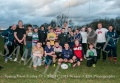 Spring View Under 13s train with Wigan Warriors Captain Sean O'Loughlin still