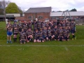  U13s Cheshire Shield champions (In the eyes of a 13 yr old)