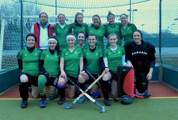 Ladies 1s - Homepage - Lewes Hockey Club