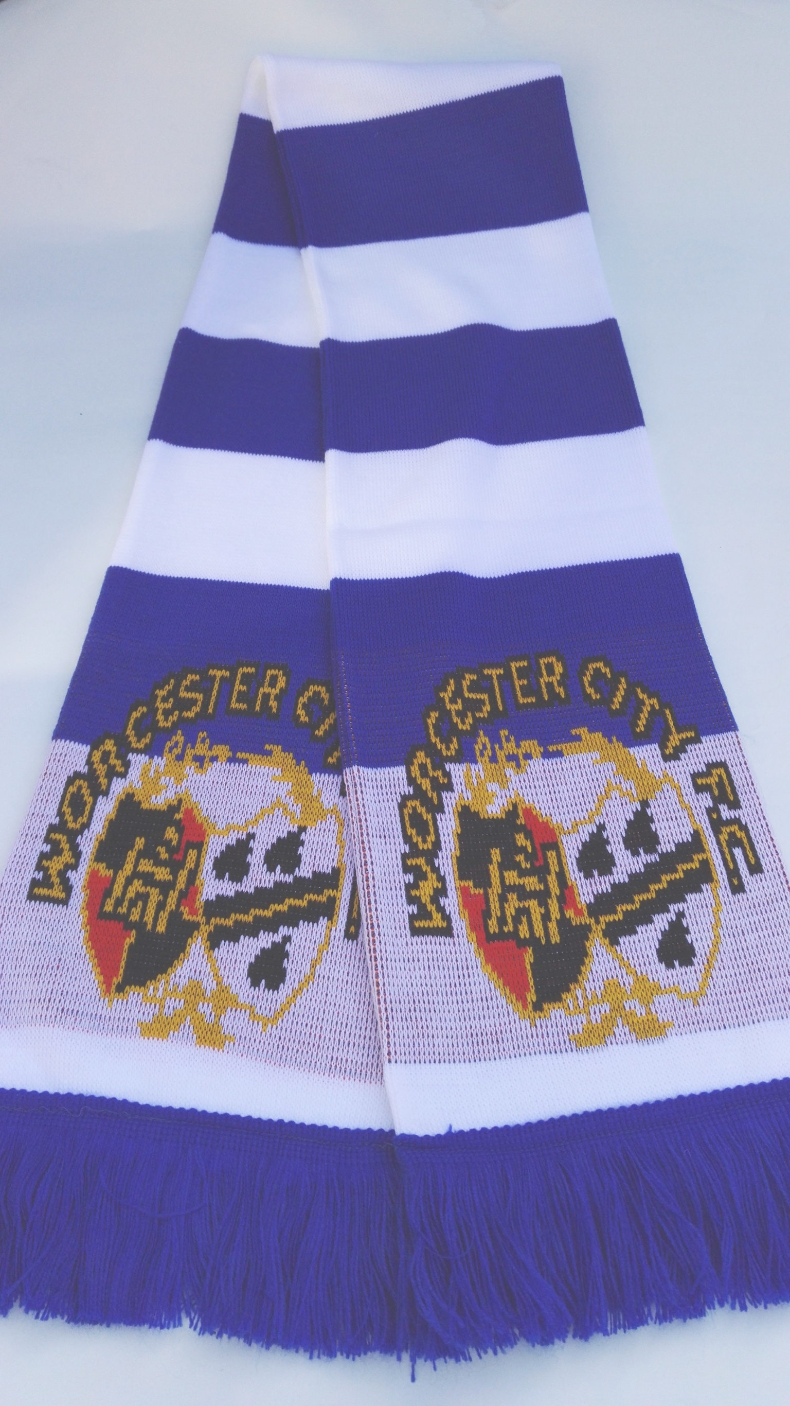 Image: Worcester City FC Scarf