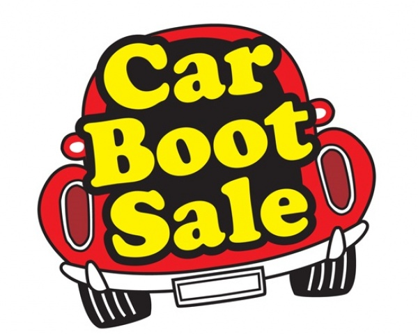 Car Boot Sale This Sunday