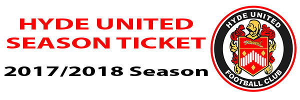 Image: Under 12s Season Ticket 2017/18