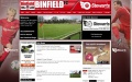 Binfield FC New Website