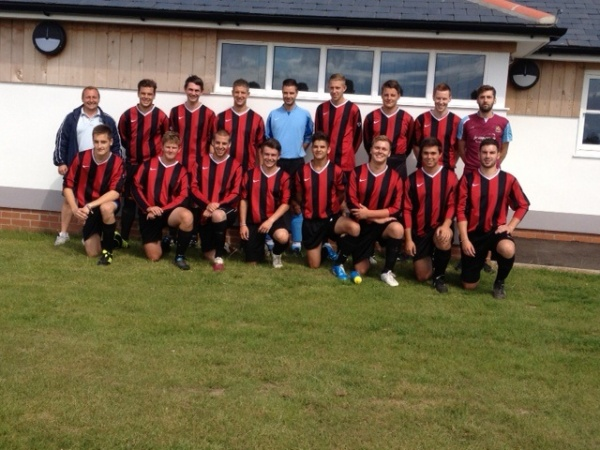 Brightlingsea Regent 'A' Team 2012-2013, currently playing in Colchester and East Essex Premier league.
