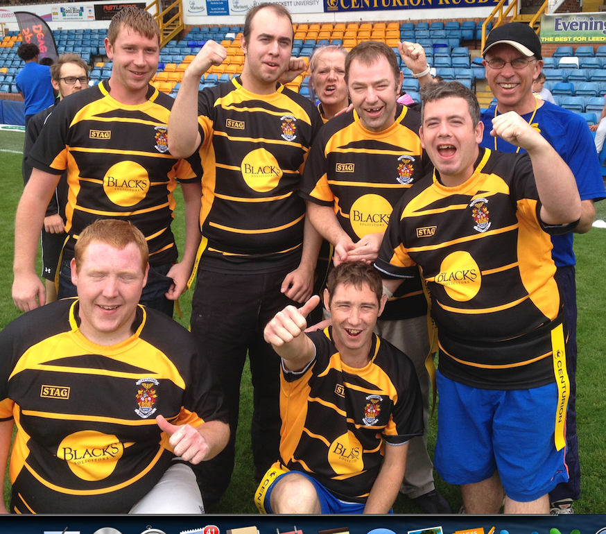 Car Boot Kilmarnock Rugby Club: Inclusive Rugby Team's Success At Headingley