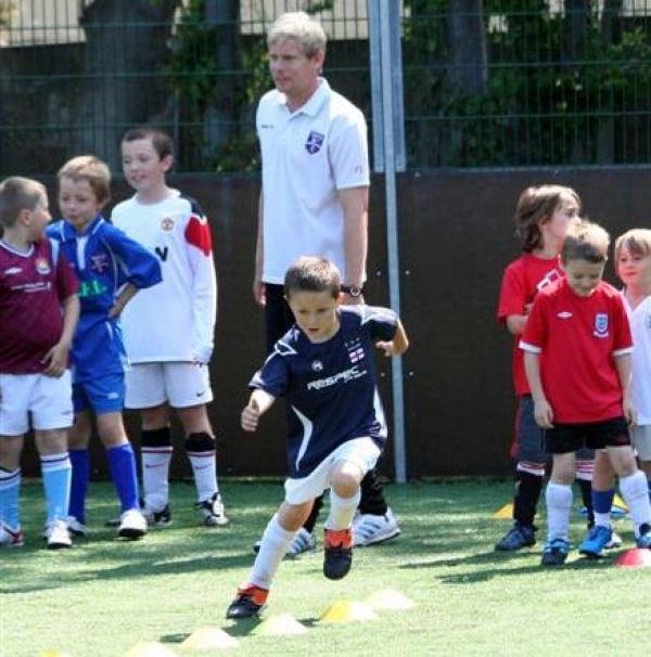 October Soccer School Returns