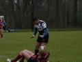 Army 1st XIII v Leigh East RLFC 9 Mar 13 still