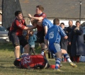 Dolgellau v Bala photos by Rod Davies still
