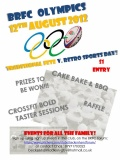 Beckenham RFC Olympics - Sunday 12th August 2012 image