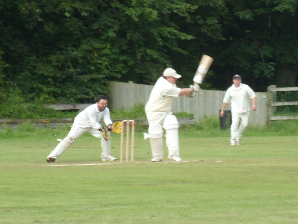 Rhys and Austin Storm to Village Cricket Day Victory image